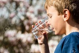 Boire un verre d eau